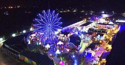 GoFun Bojonegoro Theme Park, Sebuah Tempat Yang Sangat Cocok Untuk Rekreasi Keluarga