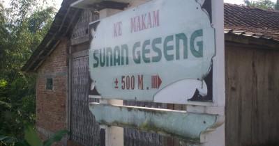 Makam Sunan Geseng, Salah Satu Wisata Religi Yang Terletak di Tuban