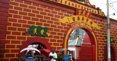Klenteng Tjoe Hwie Kiong, Salah Satu Ikon Wisata Kota Tahu Kediri