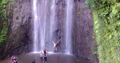 Air Terjun Ngleyangan, Surga yang Tersembunyi di Balik Perbukitan Gunung Wilis Kediri