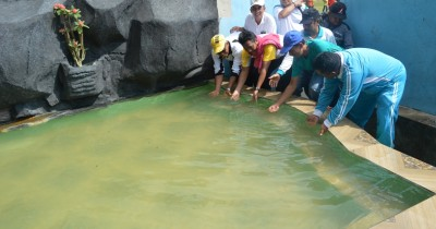 Air Panas Kepuh, Pemandian Air Panas yang Dipercaya Dapat Menyembuhkan Berbagai Penyakit Kulit