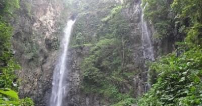 Air Terjun Laccar, Salah Satu Surga Wisata yang Tersembunyi di Gresik