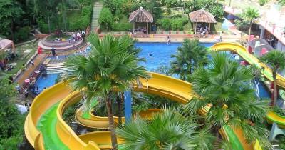 Tiara Waterpark, Salah Satu Objek Wisata yang Wajib Dikunjungi di Jember