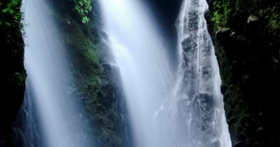 Air Terjun Kedung Malem, Air Terjun Kembar Dengan Pesona yang Tiada Duanya