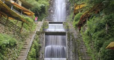 Air Terjun Tirtasari, Surga Tersembunyi di Balik Indahnya Telaga Sarangan