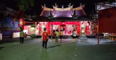 Klenteng Hwie Ing Kiong, Tempat Ibadah Tri Dharma Dengan Gaya Bangunan Khas Negeri Tirai Bambu