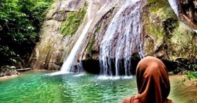 Air Terjun Watu Wondo,  Surga Wisata Alam Tersembunyi yang Terletak di Jember
