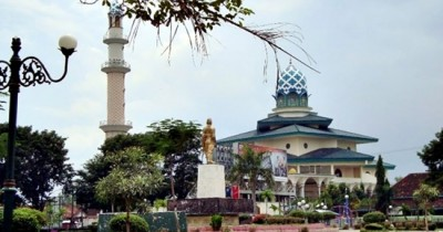 Masjid Agung Kediri, Masjid Terbesar dan Termegah di Kabupaten Kediri
