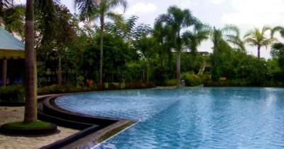 Kimo Swimming Pool, Tempat Rekreasi Keluarga  Alternatif Dengan Panorama Alam yang Indah