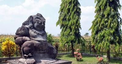 Arca Totok Kerot, Patung yang Membuktikan Kesaktiannya Sri Aji Jayabaya