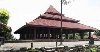 Masjid Setono Gedong, Salah Satu Situs Religi yang Terdapat di Kediri