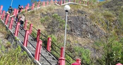 Gardu Pandang Gajah Mungkur, Jalur Untuk Mencapai Puncak Tertinggi Dari Gunung Kelud