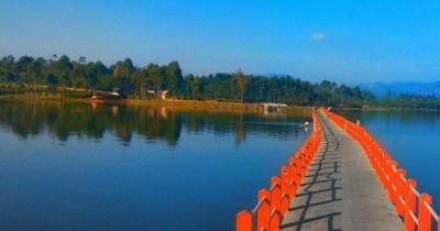 Situ Cileunca, Wisata Alam yang Romantis dan Menenangkan