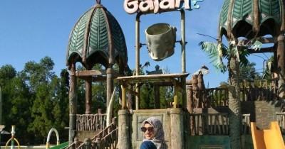 Kampung Gajah Wonderland, Wisata Komplit dan Seru di Lembang