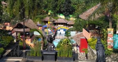 Tirtania Waterpark, Tempat Wisata Air dengan Nuansa Khas Bali