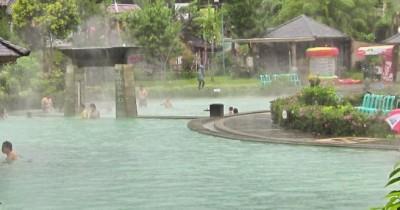 Air Panas Subang, Berendam dengan Nuansa Alam Segar