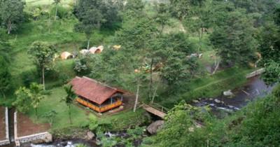 Capolaga Adventure Camp, Wisata Alam Paling Seru di Subang