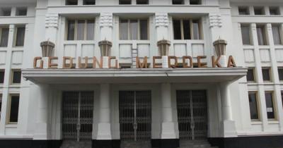Gedung Merdeka, Klasik Gedungnya, Bersejarah Kotanya.