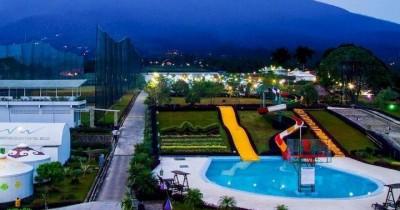 Highland Park Resort, Sensasi Berkemah yang Mewah