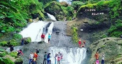 Curug Jaga Pati, Air Terjun Elok nan Tersembunyi di Garut