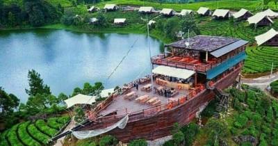 Danau Situ Patenggang, Tempat Berwisata yang Romantis