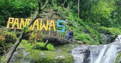 Curug Pandawa 5, Berselfie Ria di Menara Cibareubeuy Subang