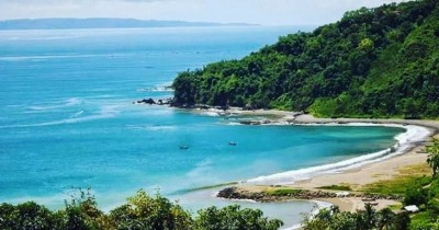 Pantai Cibangban, Keindahan Pantai Selatan yang Eksotis dan Memikat