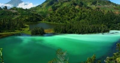 Telaga Warna, Danau Wisata yang Penuh dengan Misteri
