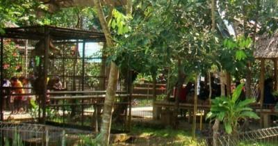 Taman Satwa Cikembulan, Taman Satwa Nuansa Pedesaan di Garut