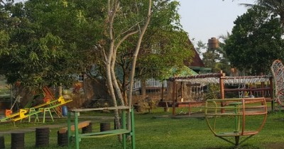 Taman Salsabila, Area Outboud Seru di Kuningan