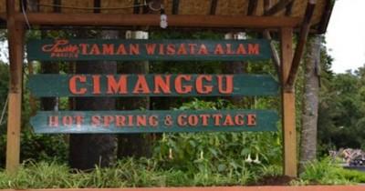 Pemandian Air Panas Cimanggu, Berwisata Sambil Relaksasi Air Yang Berkhasiat