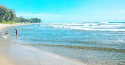 Pantai Sindangkerta, Wisata Bahari dengan Keindahan Taman Laut yang Begitu Memukau