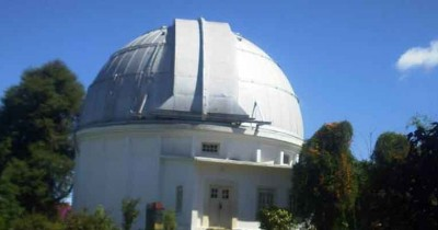 Observatorium Bosscha, Taman Wisata Teropong Luar Angkasa