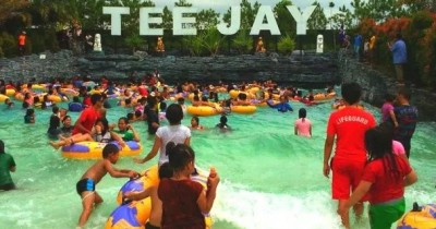TeeJay Waterpark, Tempat Wisata Air dengan Keindahan Panorama Alam yang Istimewa