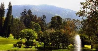 Kebun Raya Cibodas, Taman Firdaus di Asia