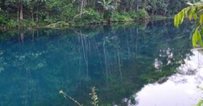 Telaga Nila, Surga Tersembunyi dengan Birunya Air Telaga