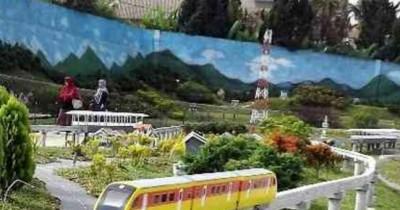 Taman Miniatur Kereta Api, Taman Kereta Api Seru di Lembang
