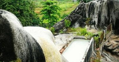 Tirta Sanita Ciseeng, Pemandian Air Panas yang Asri di Bogor
