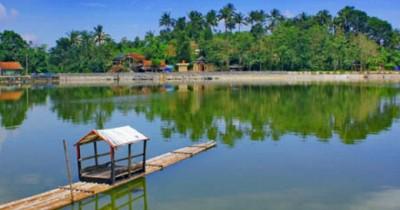 Situ Gede, Wisata Danau Asik nan Murah di Bogor