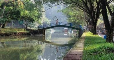 Situ Sukarame, Danau yang Menawarkan Pemandangan Indah nan Cantik