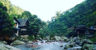 Air Panas Ciparay, Wisata Air Panas Elok di Bogor