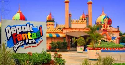 Depok Fantasy Waterpark, Wahana Air dengan Tema Aladin dan Putri Jasmin di Depok
