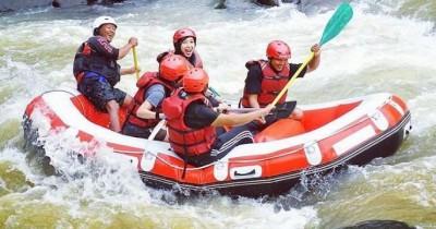 Arung Jeram Sungai Citarik, Sensasi Arung Jeram dengan Panorama Alam yang Eksotis