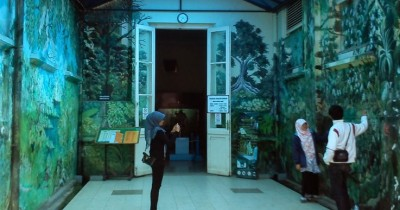 Museum Zoologi Bogor, Pusat Koleksi Satwa Terlengkap