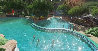Ciwidey Valley Hot Spring, Berenang dan Bermain Air Panas di Bandung