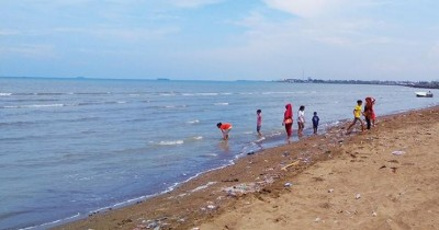 Pantai Kelapa Patimban, Pesona Keindahan Pantai yang Begitu Eksotis