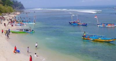 Pantai Pangandaran, Pantai Cantik Berpasir Putih yang Mencuri Perhatian