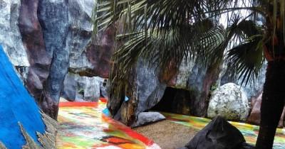 Ryzzy Azzahra Waterpark, Wisata Modern di Sukabumi yang Tidak Kalah Menarik dari Wisata Alamnya