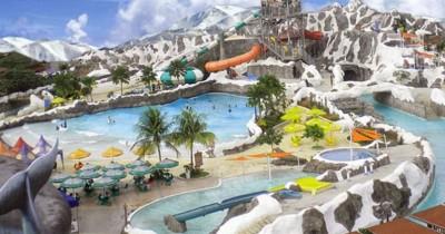 Taruma Leisure Waterpark, Taman Air untuk Keluarga dan untuk Semua di Karawang