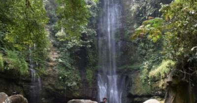 Curug Penganten, Menikmati Keindahan  Air Terjun yang Penuh Misteri